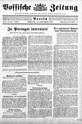 Vossische Zeitung (16.12.1930)