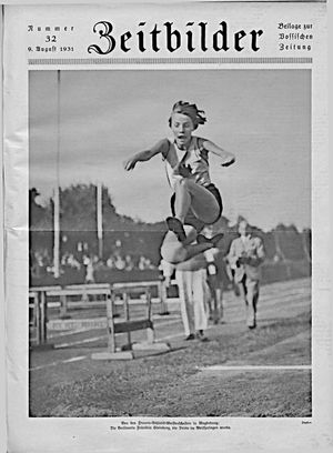Vossische Zeitung vom 09.08.1931