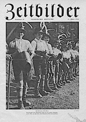Vossische Zeitung vom 11.03.1934