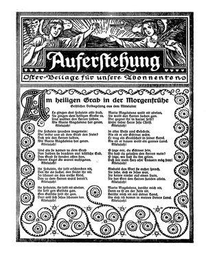 Kolmarer Kreiszeitung vom 22.03.1913
