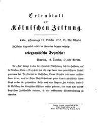 Kölnische Zeitung