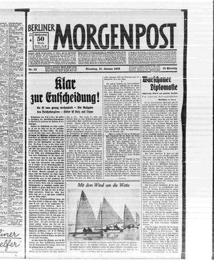 Berliner Morgenpost vom 17.01.1933