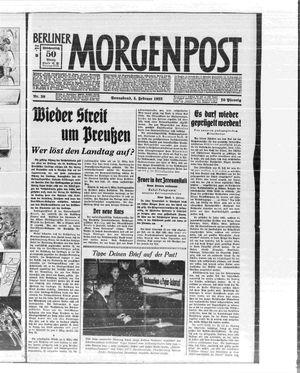 Berliner Morgenpost vom 04.02.1933