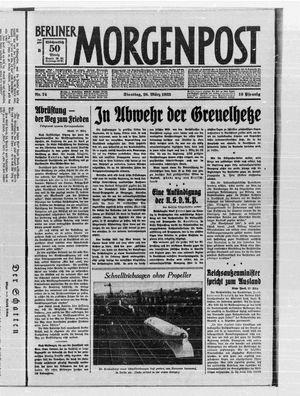 Berliner Morgenpost vom 28.03.1933