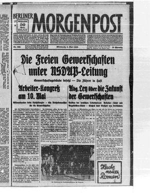 Berliner Morgenpost vom 03.05.1933