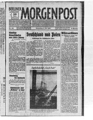 Berliner Morgenpost vom 04.05.1933