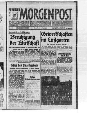 Berliner Morgenpost vom 06.05.1933