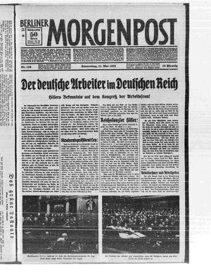 Berliner Morgenpost vom 11.05.1933