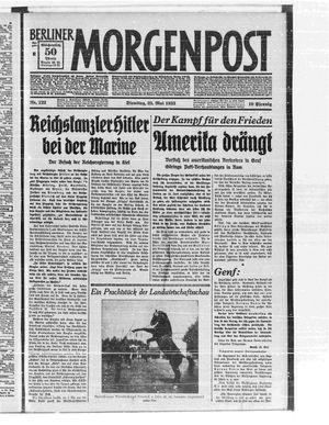 Berliner Morgenpost vom 23.05.1933