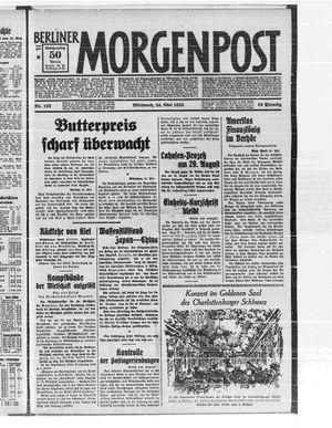 Berliner Morgenpost vom 24.05.1933