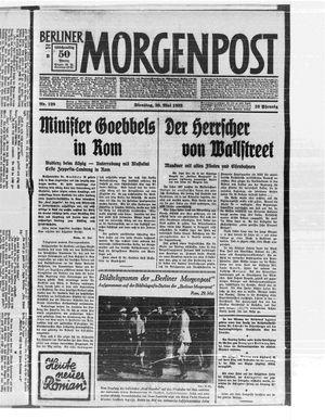 Berliner Morgenpost vom 30.05.1933