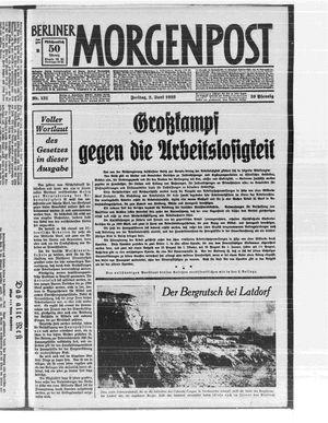 Berliner Morgenpost vom 02.06.1933