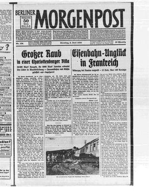 Berliner Morgenpost vom 06.06.1933