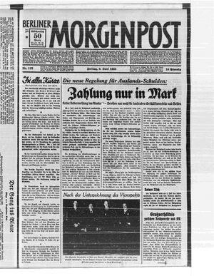 Berliner Morgenpost vom 09.06.1933
