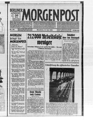 Berliner Morgenpost on Jun 10, 1933