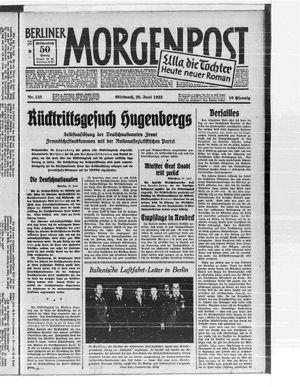 Berliner Morgenpost vom 28.06.1933