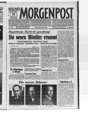 Berliner Morgenpost vom 30.06.1933