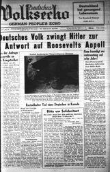 Deutsches Volksecho