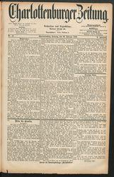 Charlottenburger Zeitung (22.02.1880)