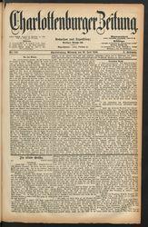 Charlottenburger Zeitung (23.06.1880)