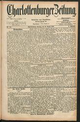 Charlottenburger Zeitung (22.08.1880)