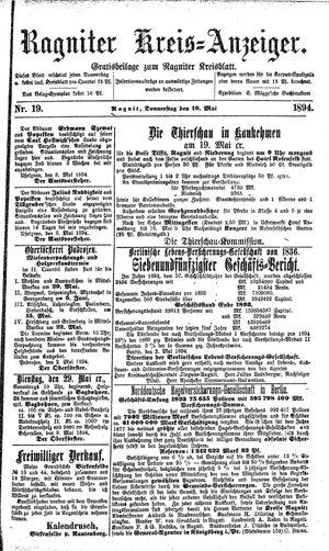 Ragniter Kreis-Anzeiger vom 10.05.1894