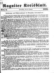 Ragniter Kreisblatt