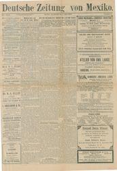 Deutsche Zeitung von Mexiko