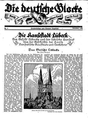 Sorauer Tageblatt vom 02.11.1928