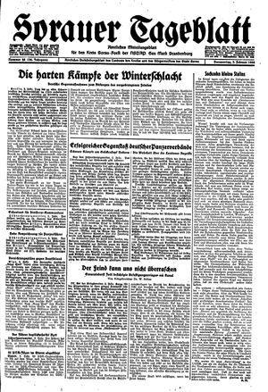 Sorauer Tageblatt vom 03.02.1944