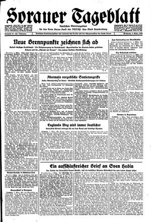 Sorauer Tageblatt vom 01.03.1944