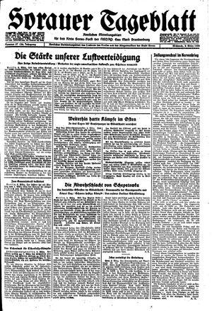 Sorauer Tageblatt vom 08.03.1944