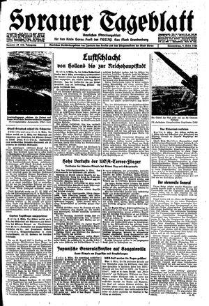 Sorauer Tageblatt vom 09.03.1944