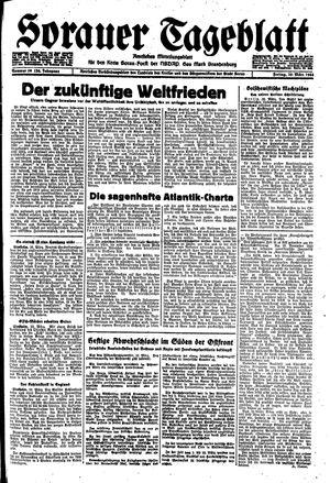Sorauer Tageblatt vom 10.03.1944
