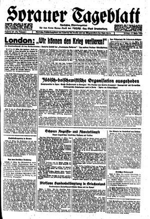 Sorauer Tageblatt on Mar 17, 1944