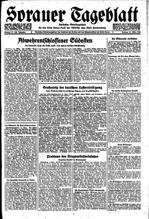 Sorauer Tageblatt vom 31.03.1944