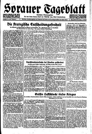 Sorauer Tageblatt vom 01.04.1944