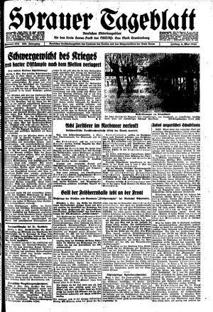 Sorauer Tageblatt vom 05.05.1944