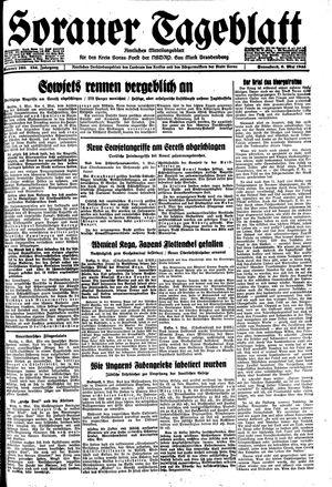 Sorauer Tageblatt vom 06.05.1944