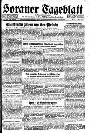 Sorauer Tageblatt vom 08.05.1944