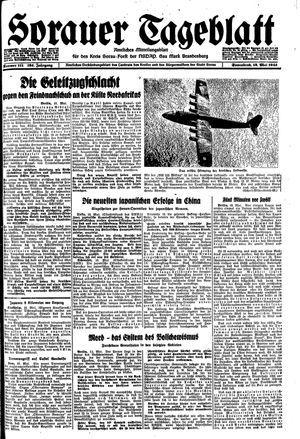 Sorauer Tageblatt vom 13.05.1944