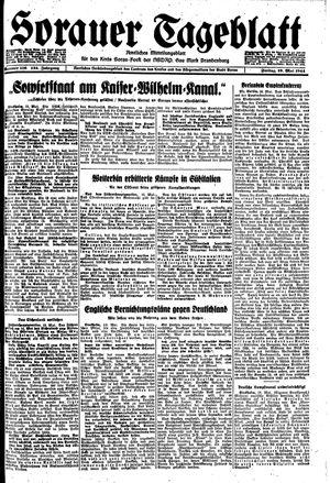 Sorauer Tageblatt vom 19.05.1944