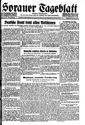 Sorauer Tageblatt vom 23.05.1944