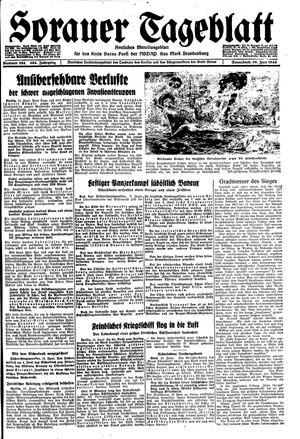 Sorauer Tageblatt vom 10.06.1944
