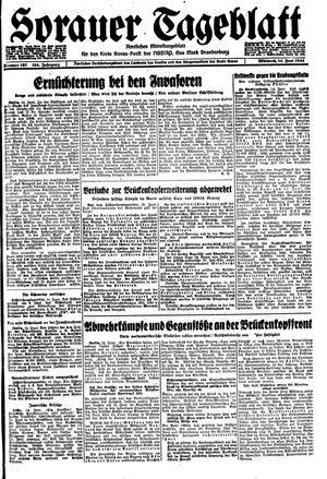 Sorauer Tageblatt on Jun 14, 1944
