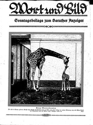 Baruther Anzeiger on Jan 16, 1926