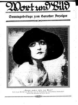 Baruther Anzeiger vom 20.02.1926