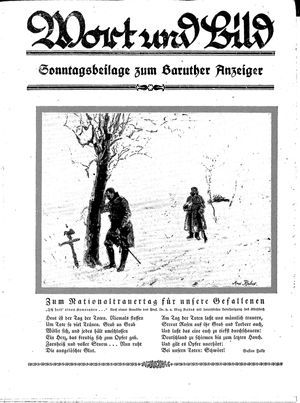 Baruther Anzeiger on Feb 27, 1926