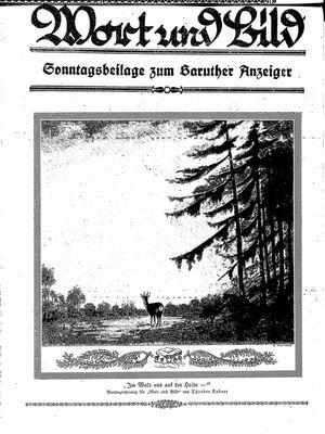 Baruther Anzeiger vom 13.03.1926