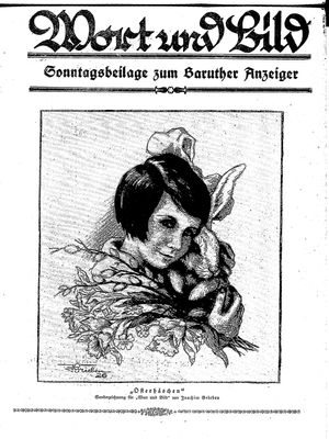 Baruther Anzeiger on Apr 3, 1926